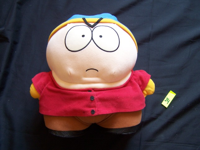 Pluszowy Cartman
