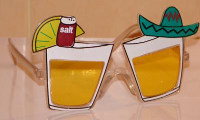 Dziwne okularki z solą ;;p xd
