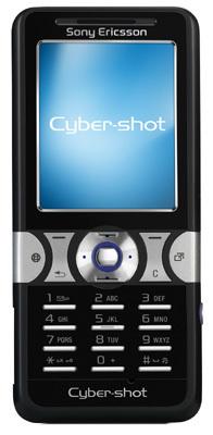 Telefon komórkowy Sony Ericsson K550i