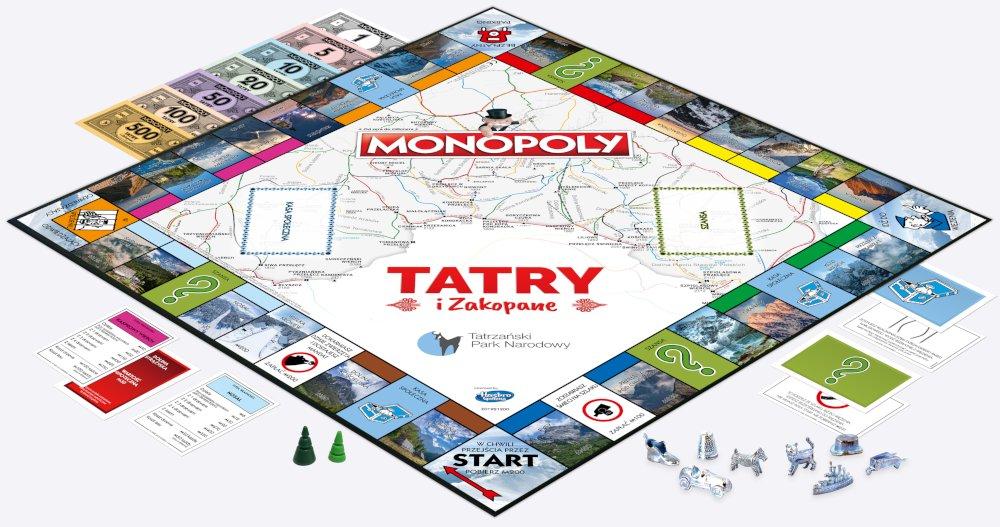 Monopoly Tatrzańskie