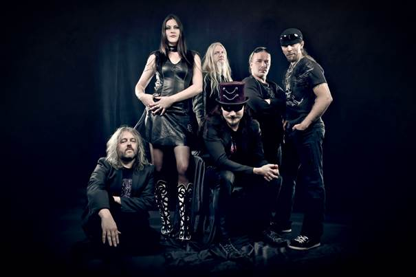 Bilet na koncert Nightwish gdzies w Europie :)