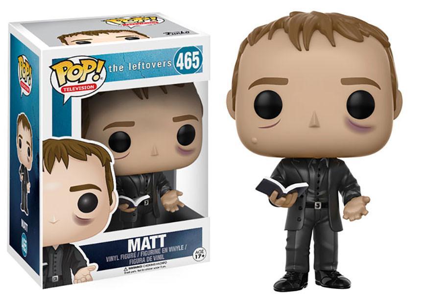 Pop! TV: Leftovers - Matt