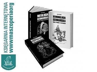 Bestiariusz + Demonologia + Mitologia germańska