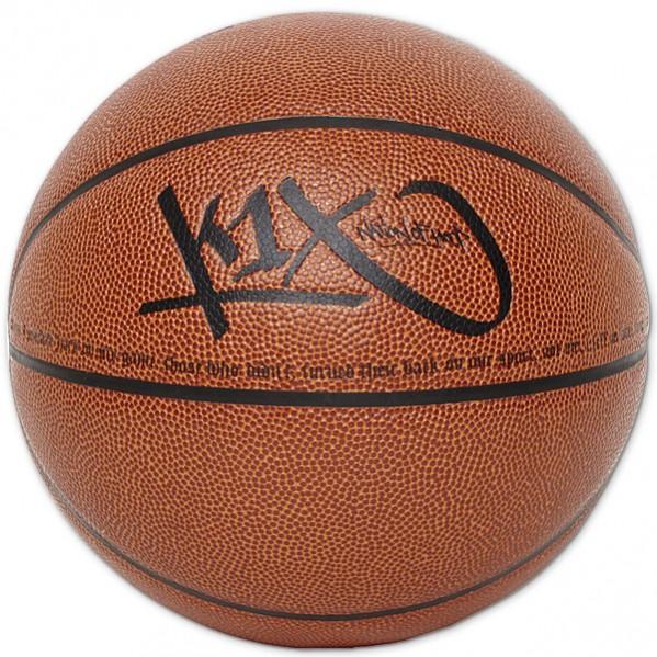 Piłka do koszykówki mało znanej firmy K1X