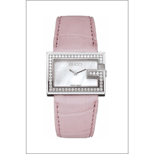 Zegarek z diamentami-Gucci