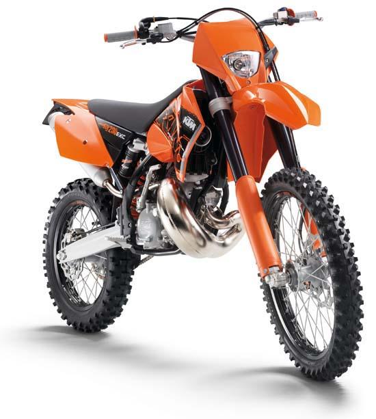 ExC 125 KTM