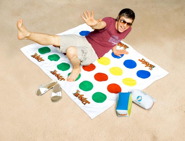 Ręcznik plażowy Twister