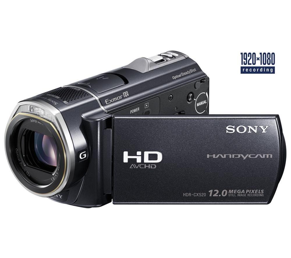 Kamera Sony HDR-CX520VE