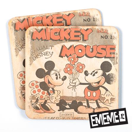 Podkładki Mickey