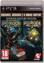 Bioshock - Ultimate Rapture Edition (PS3)