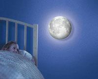 Księżyc w moim pokoju