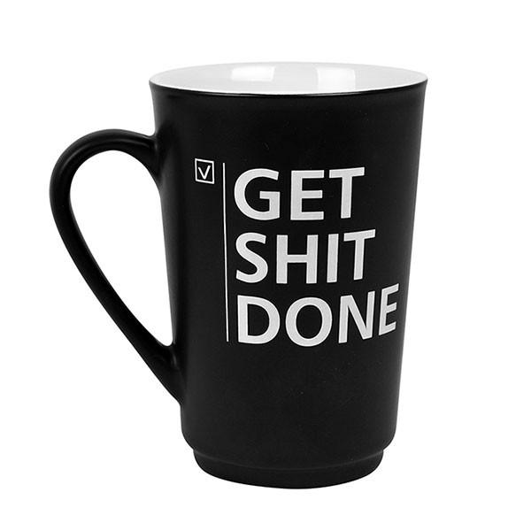 Kubek – Get Shit Done