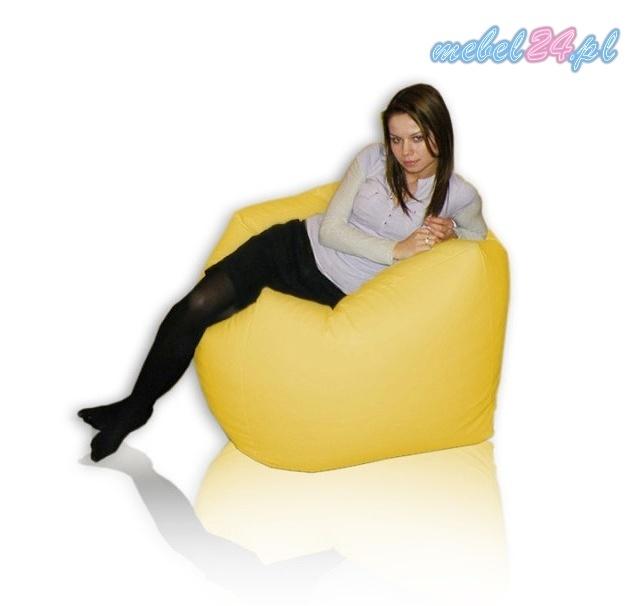 wygodny fotel relaksacyjny FUNNY Kostka Maxi