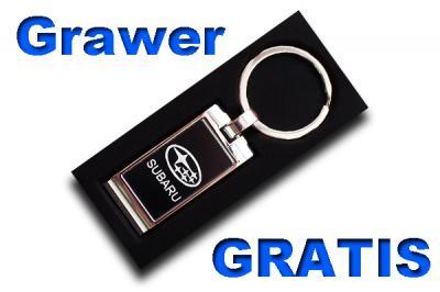 Brelok breloczek do kluczy SUBARU Grawer GRATIS !!