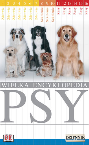 Książki o psach