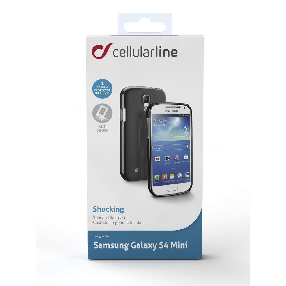 Etui Samsung Galaxy S4 Mini czarne