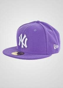 NEW ERA Czapka Full Cap BASIC NY r 7 1/4 :: HUSTLA