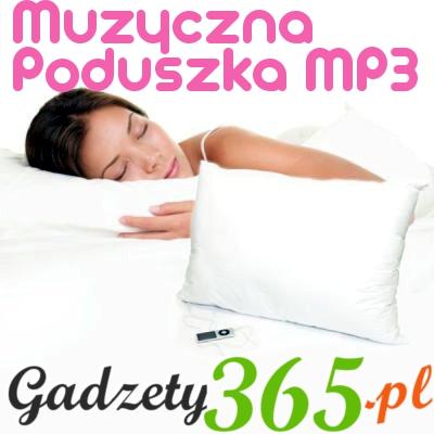 Muzyczna Poduszka MP3