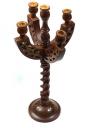 Orientalny świecznik Palisander ( Indie )