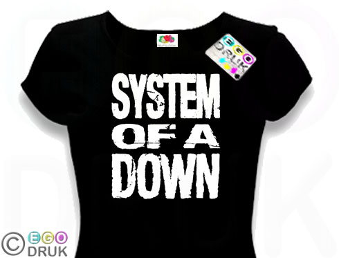 Koszulka SOADu
