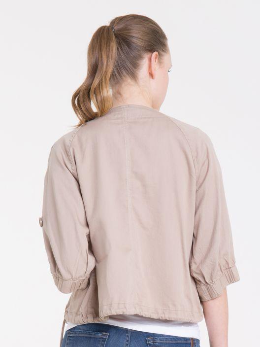 Wysokiej jakości kurtka damska