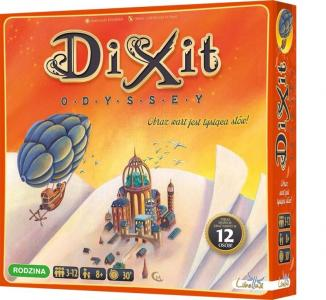 GRA DIXIT ODYSSEY wydanie 2015  REBEL /promocja/