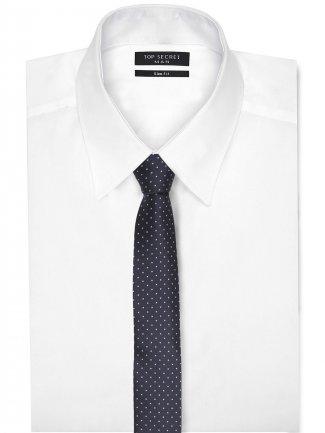 Krawat do koszuli