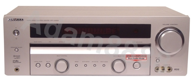 Ampituner Kenwood KRF-V5300 5X120W