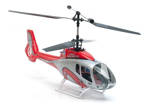 Helikopter RC E-Sky Hunter