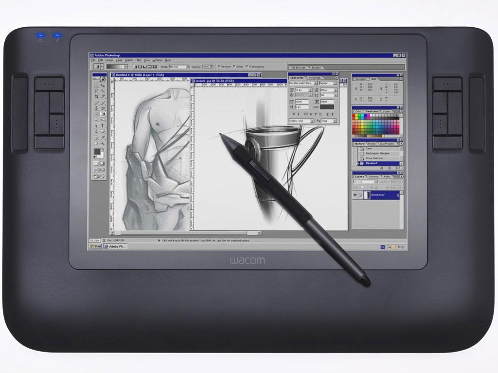 Graficzny Tablet LCD WACOM Cintiq 12WX