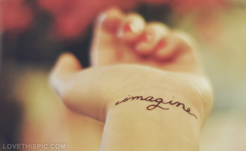 Tatuaż na nadgarstku