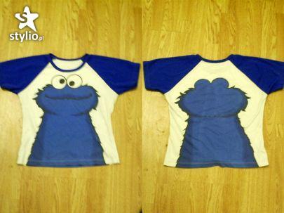 ciasteczkowy potwór - bluzeczka;)