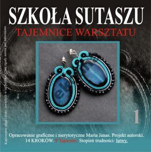 SZKOŁA SUTASZU - TUTORIAL SUTASZ (SOUTACHE)!!! 1
