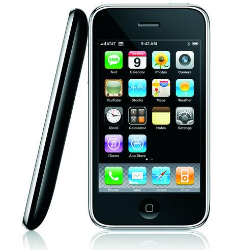 NOWY IPHONE 8GB CZARNY