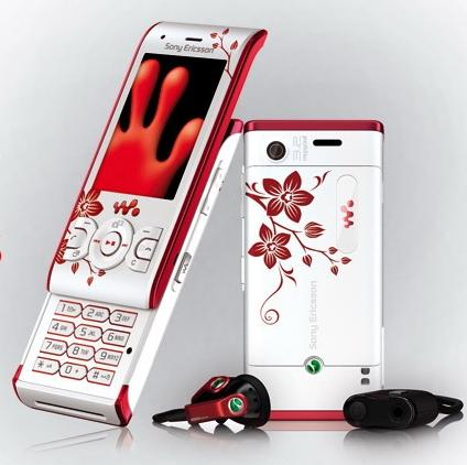 Telefon Komórkowy Sony Ericsson