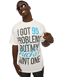 Sneaktip The 99 Problems Tee