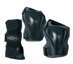 Ochraniacze na kolana i nadgarstki