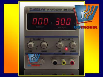 ZASILACZ LABORATORYJNY RXN-305D 0-30V 0-5A ZHAOXIN
