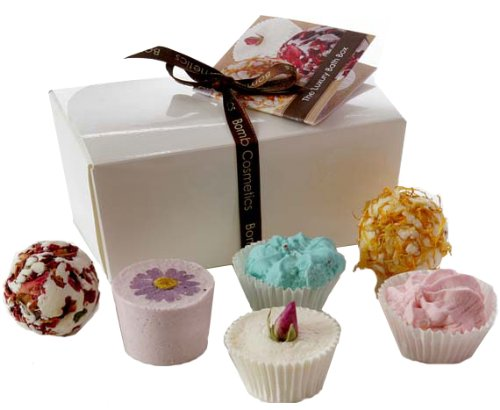 Bomb Cosmetics Bath Melts Luxury Gift Set