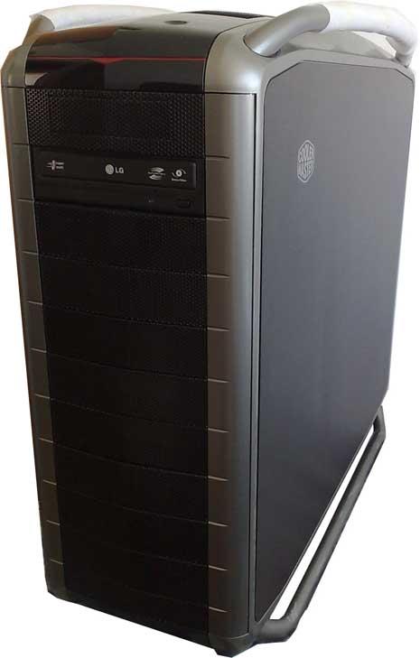 PC -8 x 3,6 Ghz