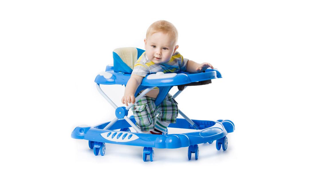 Chodzik dla dziecka - pierwsze samodzielne kroki - Wyprawka dla dziecka