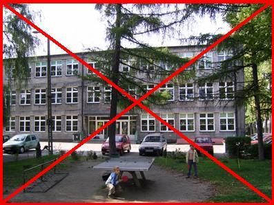 brak szkoły