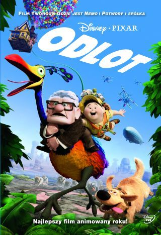 DVD Odlot