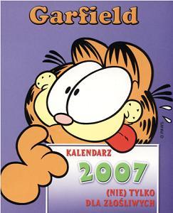 Garfield Kalendarz 2007