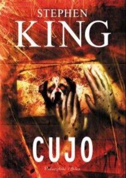 Książka,, Cujo