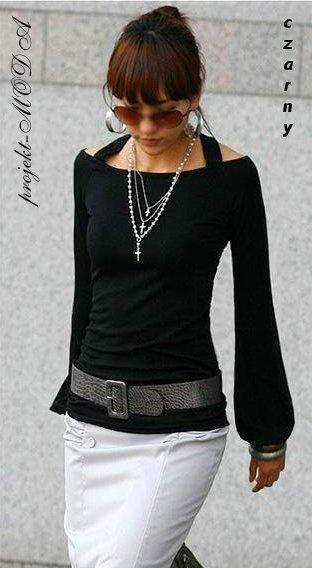 Bluzka Japan Style z fajnymi rękawami :D