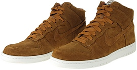 Nike Dunk High Premium miodowe