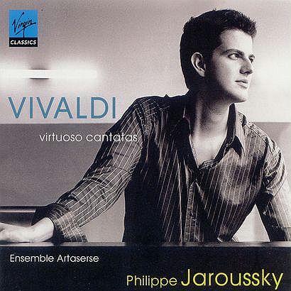 Philippe Jaroussky - Virtuoso Cantatas