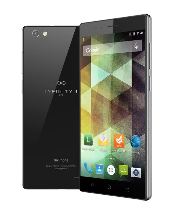 Smartfon My Phone