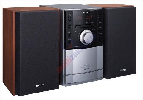 Miniwieża Sony CMT-EH10 (MP3)